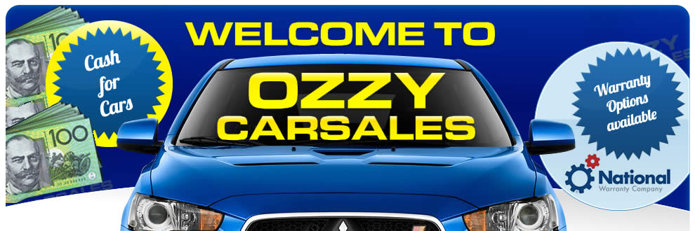 Welcome to Ozzy Car Sales